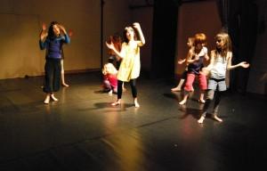 Danse enfant : stage