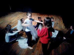 Danse enfant : chorégraphie