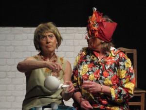 """Théâtre : représentation de """"Adieu la Pelle"""""""