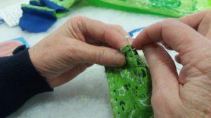 Atelier couture tricot patchwork Maison du Terroir Genouilly 71