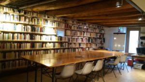 Bibliothèque Maison du Terroir genouilly 71