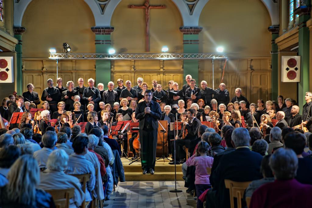 Chorale Choeur Rencontres Maison du Terrroi Genouilly 71
