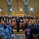 Chroale Concert choeur Rencontres Maison du Terroir Genouilly 71