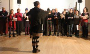 Chorale Choeur Rencontres Maison du Terroir Genouilly 71 Marie Fraschina