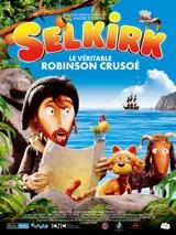 CinéEnfants : Selkirk, le véritable Robinson Crusoe