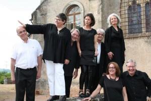 A CONTRARIO en concert - Vendredi 25 mai - 20h30 Théâtre des Tilleuls- St Gengoux-le-National