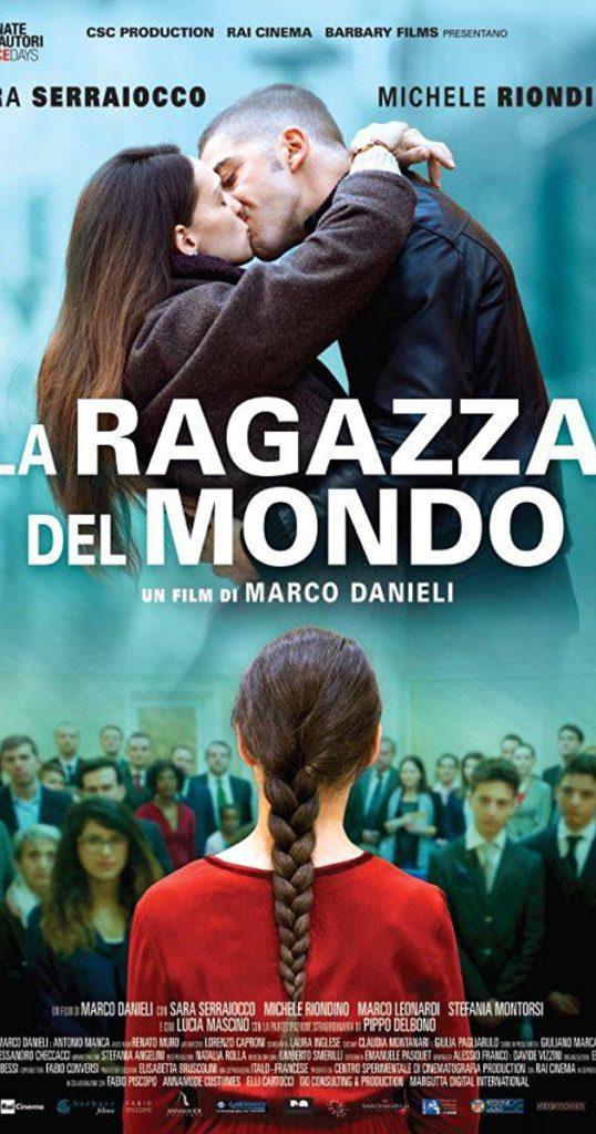 Festival de cinéma italien - Vendredi 13 Octobre – 20h30 – La ragazza del mondo @ Maison du Terroir, salle Lagrange