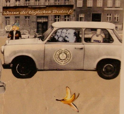 """Conférence """"La chute du Mur de Berlin"""", par Birgit Wallborn @ Maison du Terroir, salle Lagrange"""