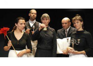 """Théâtre - """"Maudite Clochette"""" Cie Les fameux Fonds de Tiroir - Dimanche 6 Mai- 20h30 - Macornay (Jura)"""