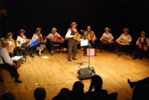 """Concert du groupe """"Tiré-Poussé"""" - Samedi 19 Mai - 19h00 - Grand Fussy"""