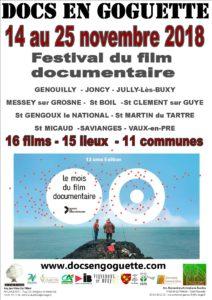 """Festival """"Docs en Goguette"""" du 14 au 25 Novembre"""