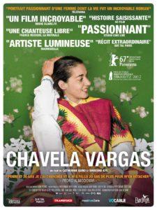 """Festival """"Docs En Goguette"""" - Lundi 19 Novembre - 20h30- Joncy- Salle des Fêtes - """" Chavela Vargas"""""""
