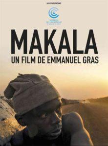 "Festival ""Docs En Goguette"" - Samedi 24 Novembre - 20h30- Genouilly – Maison du Terroir- ""Makala"""