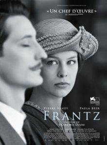 "CinéVillage - Mardi 13 Novembre - 20h30 - ""Frantz"""