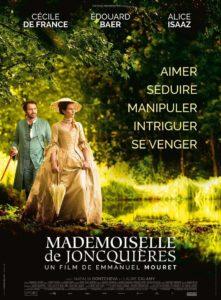 CinéVillage -Mardi 22 Janvier à 20h30 « Mademoiselle de Joncquières»
