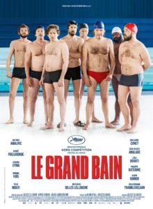 """CinéVillage -Mardi 19 Février à 20h30- """"Le grand Bain"""""""