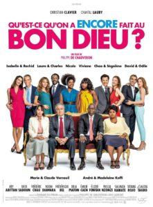 """CinéVillage - Mardi 16 Avril - 20h30 -"""" Qu'est-ce qu'on a ENCORE fait au Bon Dieu ?"""""""