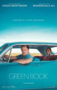 """CinéVillage - Mardi 18 Juin - 20h30 -""""GreenBook Sur les routes du Sud » en VO"""