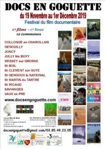"""Festival """"Docs en Goguette"""" du 19 Novembre au 1er Décembre"""