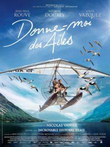 """CinéVillage - Mardi 17 Mars- 20h30-"""" Donne moi des ailes"""""""
