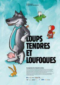 """CinéToutPetits - Dimanche 8 Mars- 17h00-""""Loups tendres et loufoques"""""""