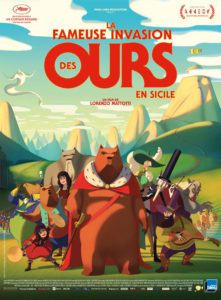 """CinéEnfants - Mardi 25 Février- 14h30- """"La fameuse invasion des Ours"""""""