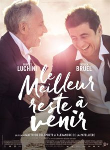 Annulé - CinéVillage - Mardi 10 Novembre - 20h30 - «Le meilleur reste à venir»