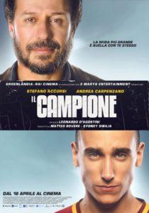 "Cinéma Italien - "" Il campione/ Le défi du champion "" de Leonardo D'AGOSTINI - Samedi 9 Octobre - 20h30"