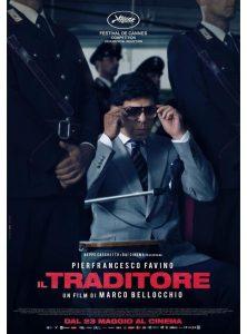 """Cinéma Italien - """"Il traditore / Le traître"""" de Marco BELLOCCHIO - Vendredi 08 Octobre - 20h30"""